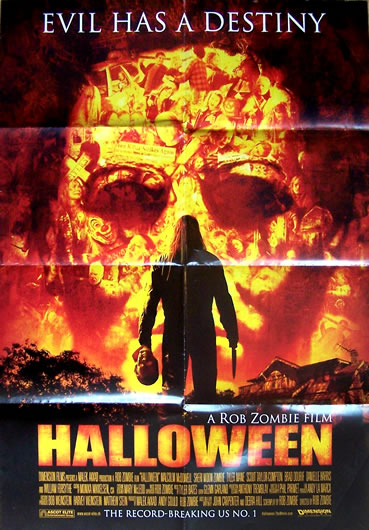 halloween rob zombie US 1 sheet