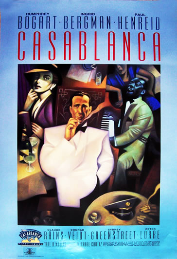 casablanca r92 US 1 sheet_2