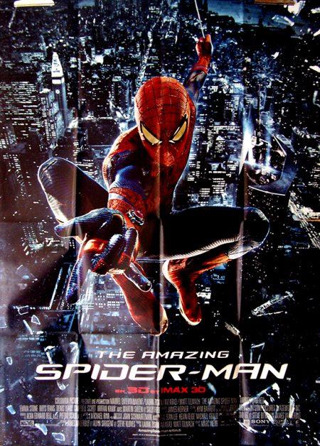 amazing spiderman 120x160ok