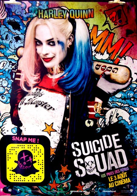 suicide squad harley quinn 120x160ok