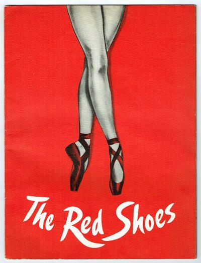 the red shoes dossier de presse 1ok