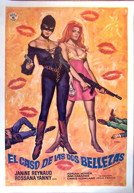 el caso de los dos bellezas espagnoleok