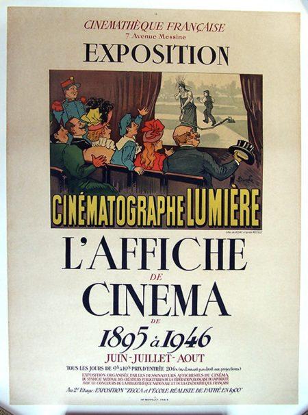 exposition affiche de cinemaok