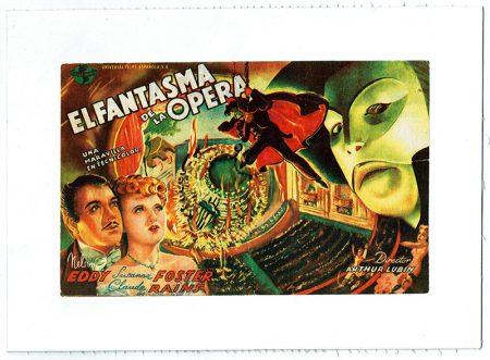 fantome de lopera programe espagnolok