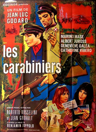 les carabiniers 120x160ok