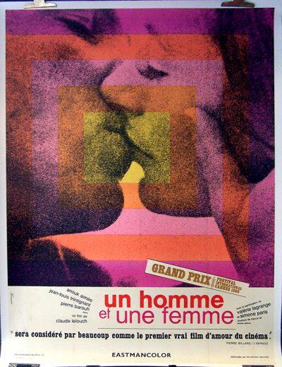 un homme et une femme couleurs 120x160ok